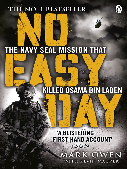 No Easy Day (eBook): The Only First-hand Account of the Navy Seal Mission that Killed Osama bin Laden
